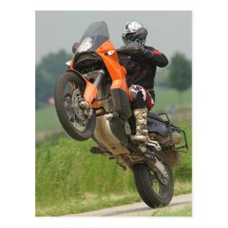 Wheelie de KTM Postal