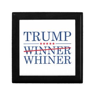 Whiner del ganador del triunfo joyero