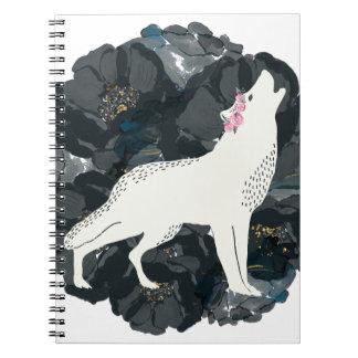 White Wolf en el cuaderno negro de los rosas
