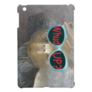 Whud encima del iPad mini Shell duro de la tortuga