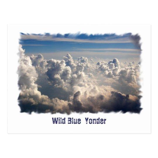 Wild Blue Yonder Postal