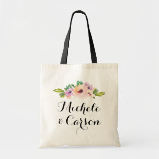 Wildflower Totebag Bolso De Tela