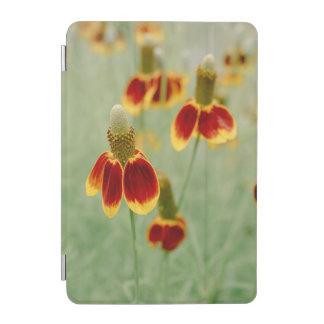 Wildflowers de Tejas del gorra mexicano Cubierta De iPad Mini