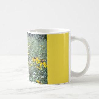 Wildflowers en la pradera - taza