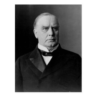William McKinley Tarjetas Postales