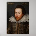 William Shakespeare Póster