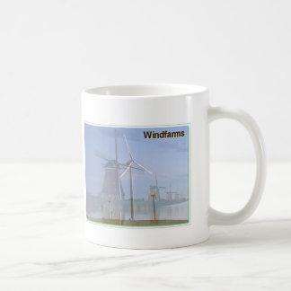 Windfarms Taza De Café