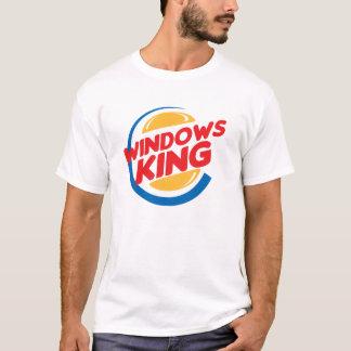 Windows King Camiseta