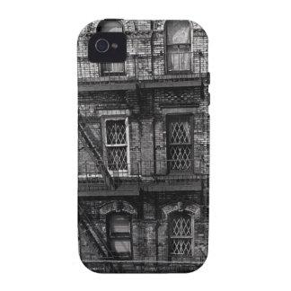 Windows urbano iPhone 4/4S carcasas