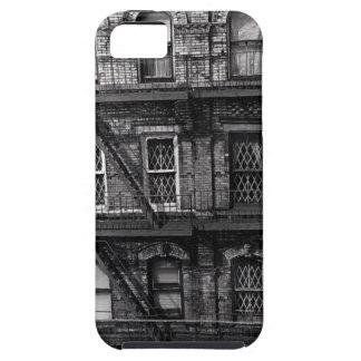 Windows urbano iPhone 5 carcasa