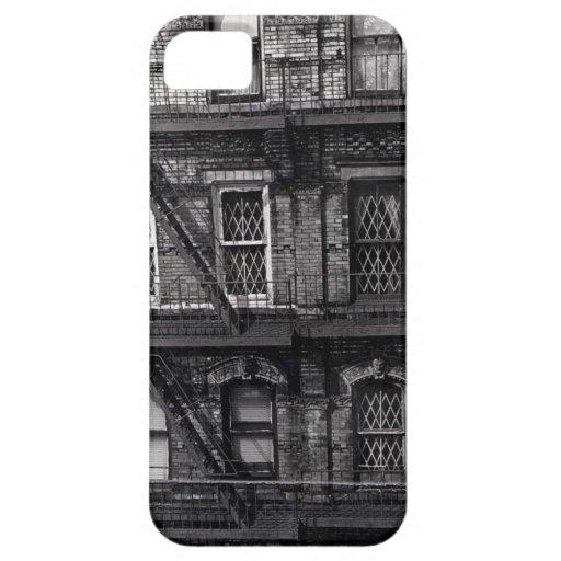 Windows urbano iPhone 5 Case-Mate fundas