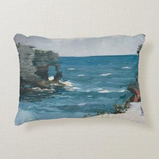 Winslow Homer - orilla rocosa, Bermudas