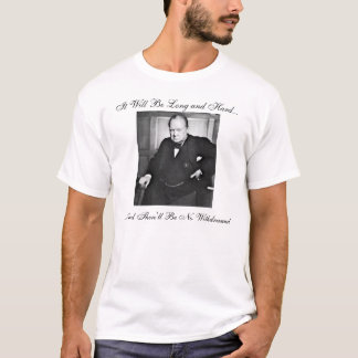 Winston Churchill Camiseta