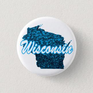 Wisconsin Chapa Redonda De 2,5 Cm