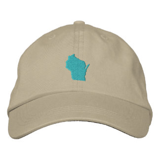 Wisconsin Gorra Bordada