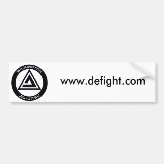 WJJ_ALLBLACK, www.defight.com Pegatina Para Coche