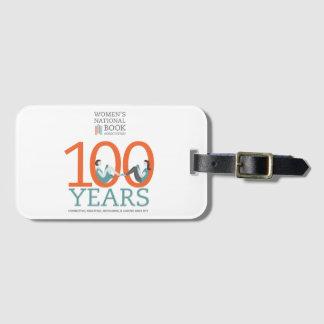 WNBA 100 años de etiqueta del equipaje