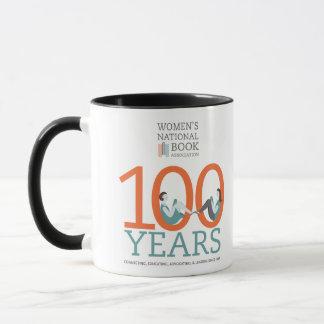 WNBA 100 años de taza