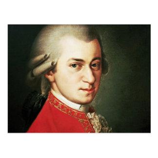 Wolfgang Amadeus Mozart Postal - wolfgang_amadeus_mozart_postal-rd733727a63704f5b9f7789e2e80a524e_vgbaq_8byvr_324