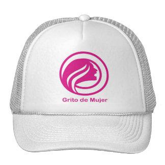 WOMAN' SCREAM-GRITO DE MUJER (gorra-casquillo)