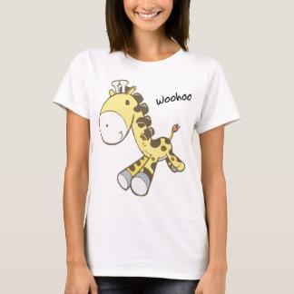 WooHoo camiseta