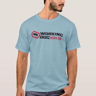 Working Dog T-Shirt Border Collie Camiseta