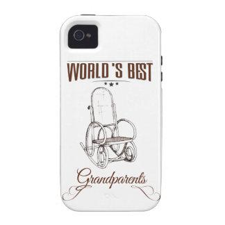 World s best grandpa iPhone 4/4S fundas