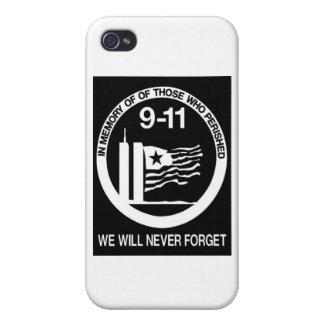 WORLD TRADE CENTER 9/11 iPhone 4 CARCASA