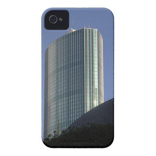 World Trade Center Rotterdam iPhone 4 Case-Mate Cobertura