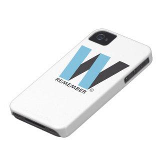 WORLD TRADE CENTER TRIBUTE iPhone 4 Case-Mate CARCASAS