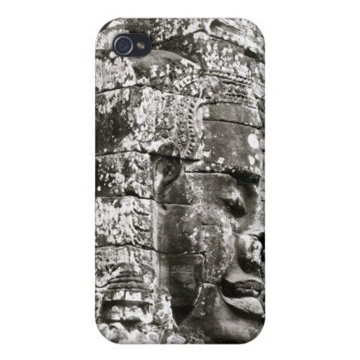 World Travel Camboya: Angkor Thom hace frente iPhone 4 Coberturas