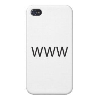 WORLD WIDE WEB .ai iPhone 4 Carcasas
