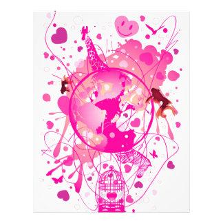 Worldwide_Love Tarjeta Publicitaria