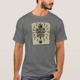wow rick griffin hippy comix stil camiseta