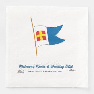 WRCC: servilletas de papel
