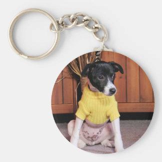 Wrigley - rata - Terrier - Photo-2 Llavero Personalizado