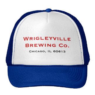Wrigleyville que elabora cerveza el Co. Gorras