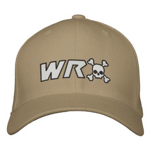 WRX con el gorra del cráneo Gorras Bordadas