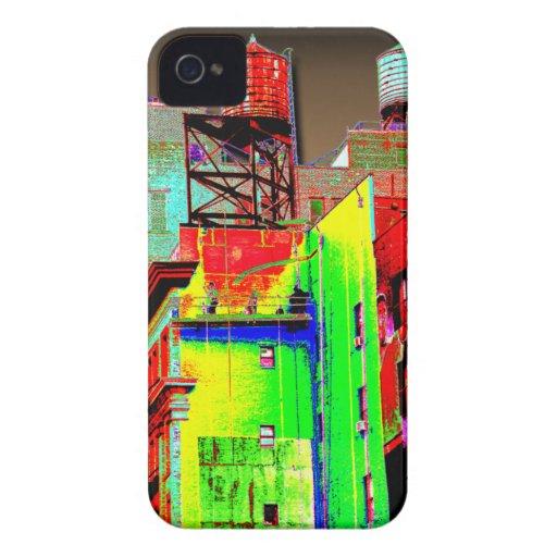 wt1 urbano Case-Mate iPhone 4 coberturas