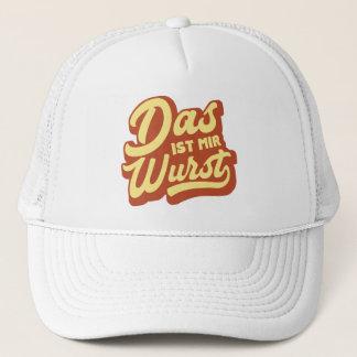 Wurst de los Ist MIR del Das, gorra alemán del
