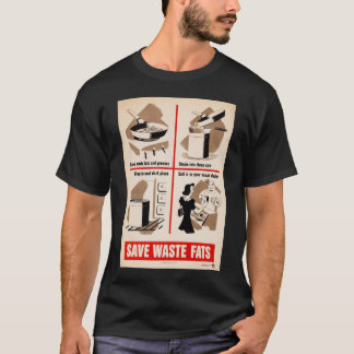 "¡WW2- de la ""camiseta basura de la reserva"" del Camiseta"