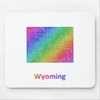 Wyoming Alfombrilla De Ratón
