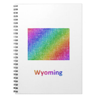 Wyoming Cuaderno