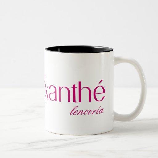 Xanthe Lenceria Taza De Café