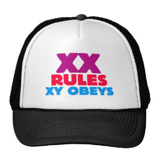 XX XY rules obeys Gorro