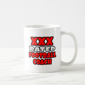 XXX entrenador de fútbol clasificado Taza