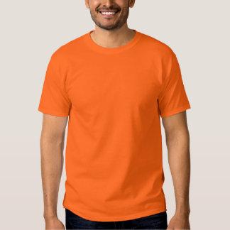 xxxxxxl anaranjado camiseta