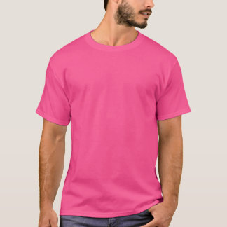 xxxxxxl Pink Camiseta