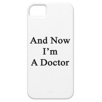 Y ahora soy doctor iPhone 5 Case-Mate protector