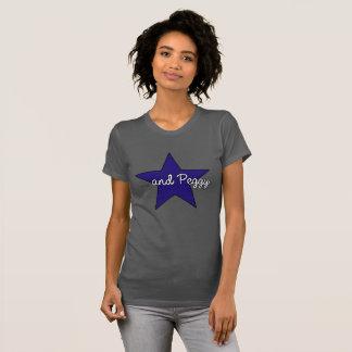 """""""Y camiseta de Peggy"""" Hamilton"""